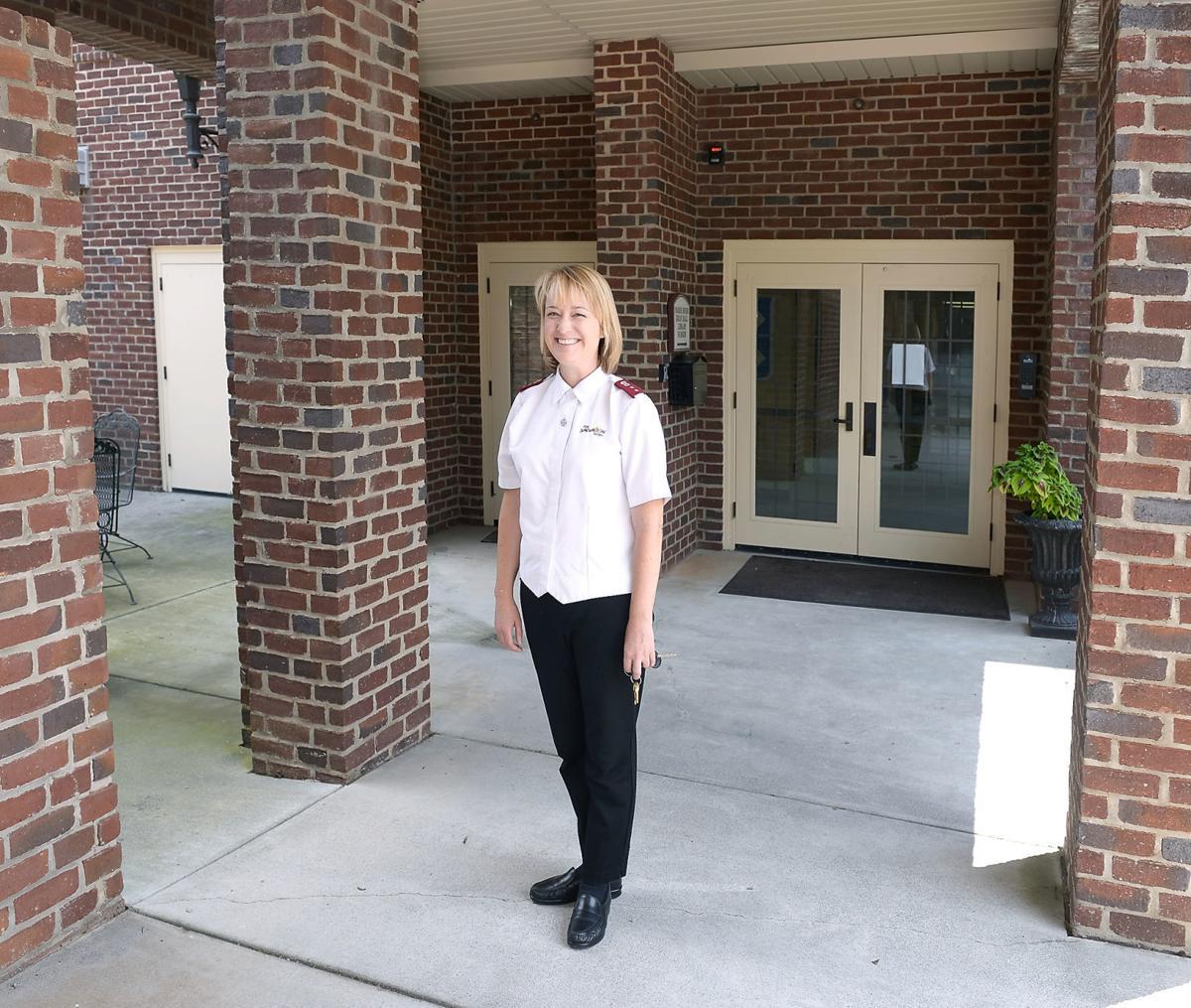 Salvation Army, Maureen Diffley