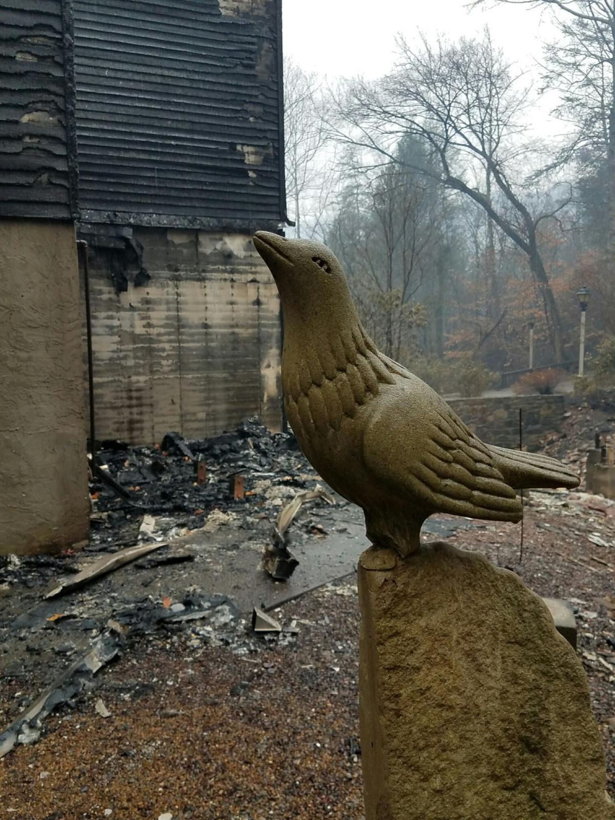 Damaged but still standing arrowmont a gatlinburg for Arrowmont school of arts and crafts