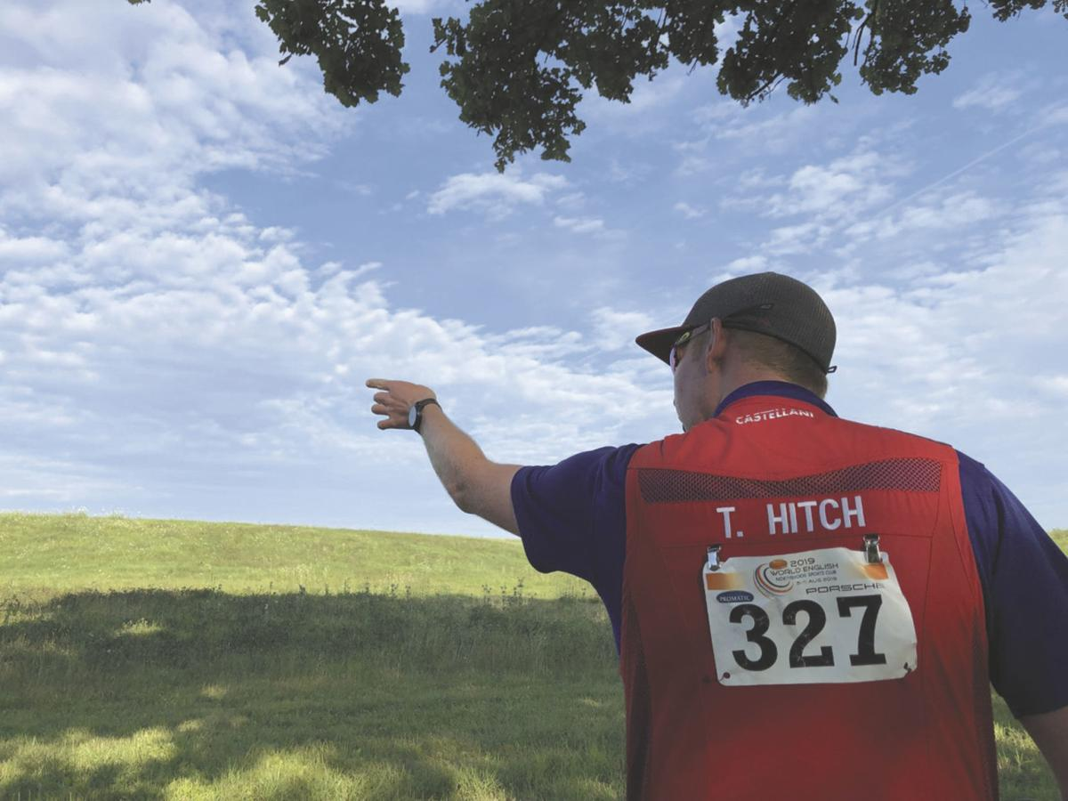 Todd Hitch starring for William Blount shooting team