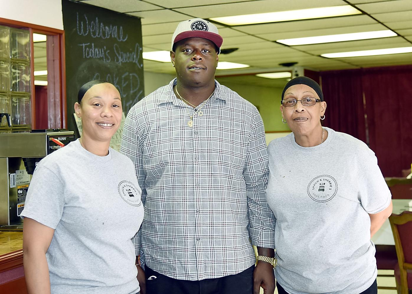 Shaun and Sherrie's Soul Food