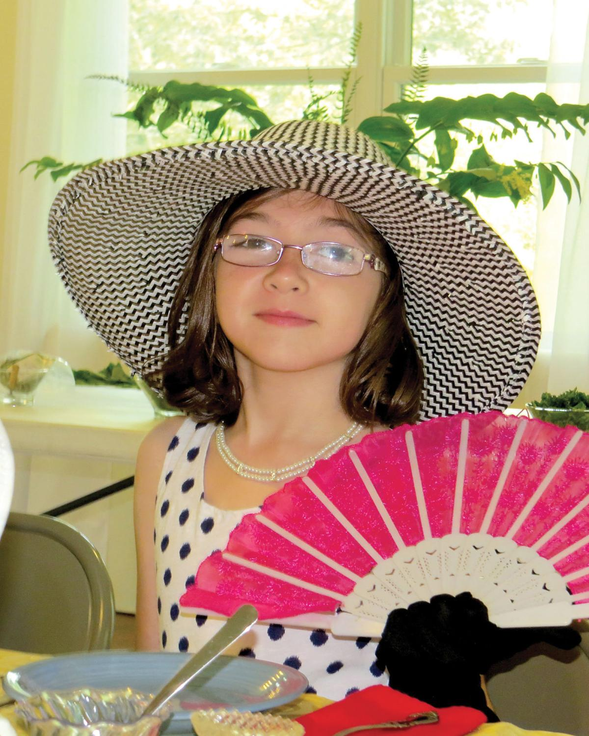Tea Time Historic Schoolhouse Welcomes Ladies Of All Ages At Second Annual Event -3238