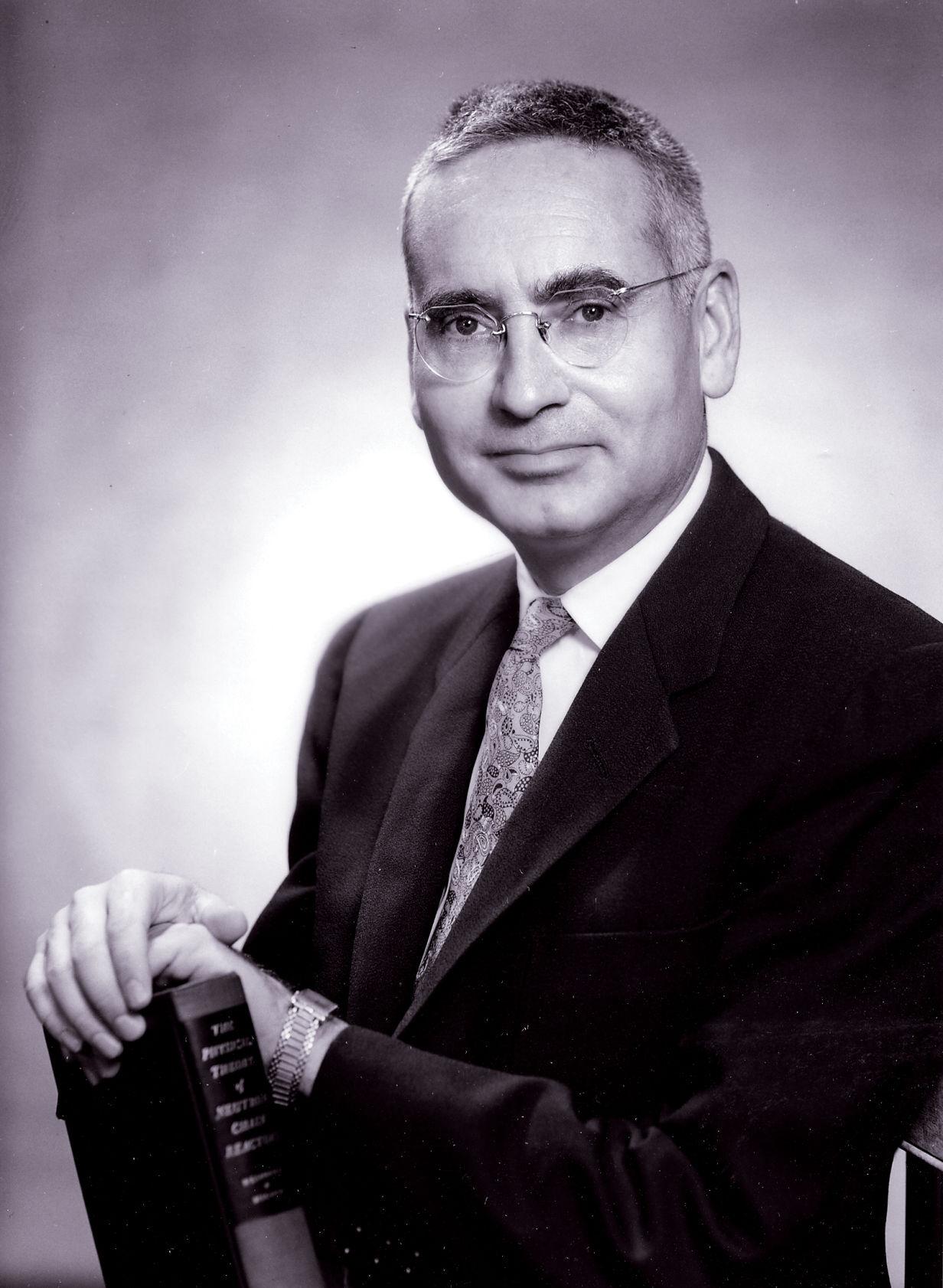Alvin Weinberg
