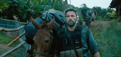 Film Review Triple Frontier