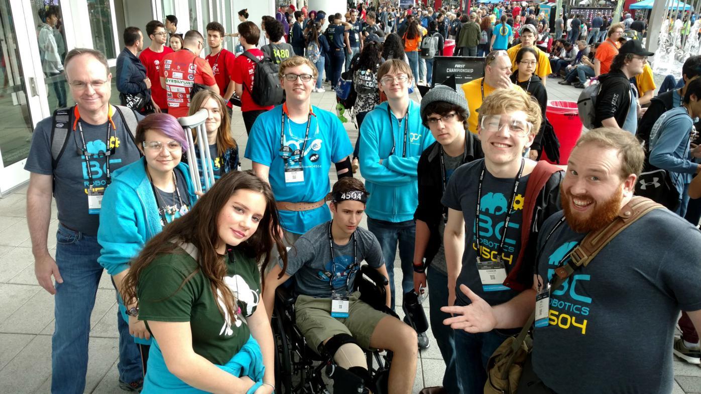 B.C. Robotics Team #4504
