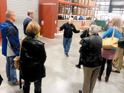 United Way of Blount County allocation panel at Second Harvest