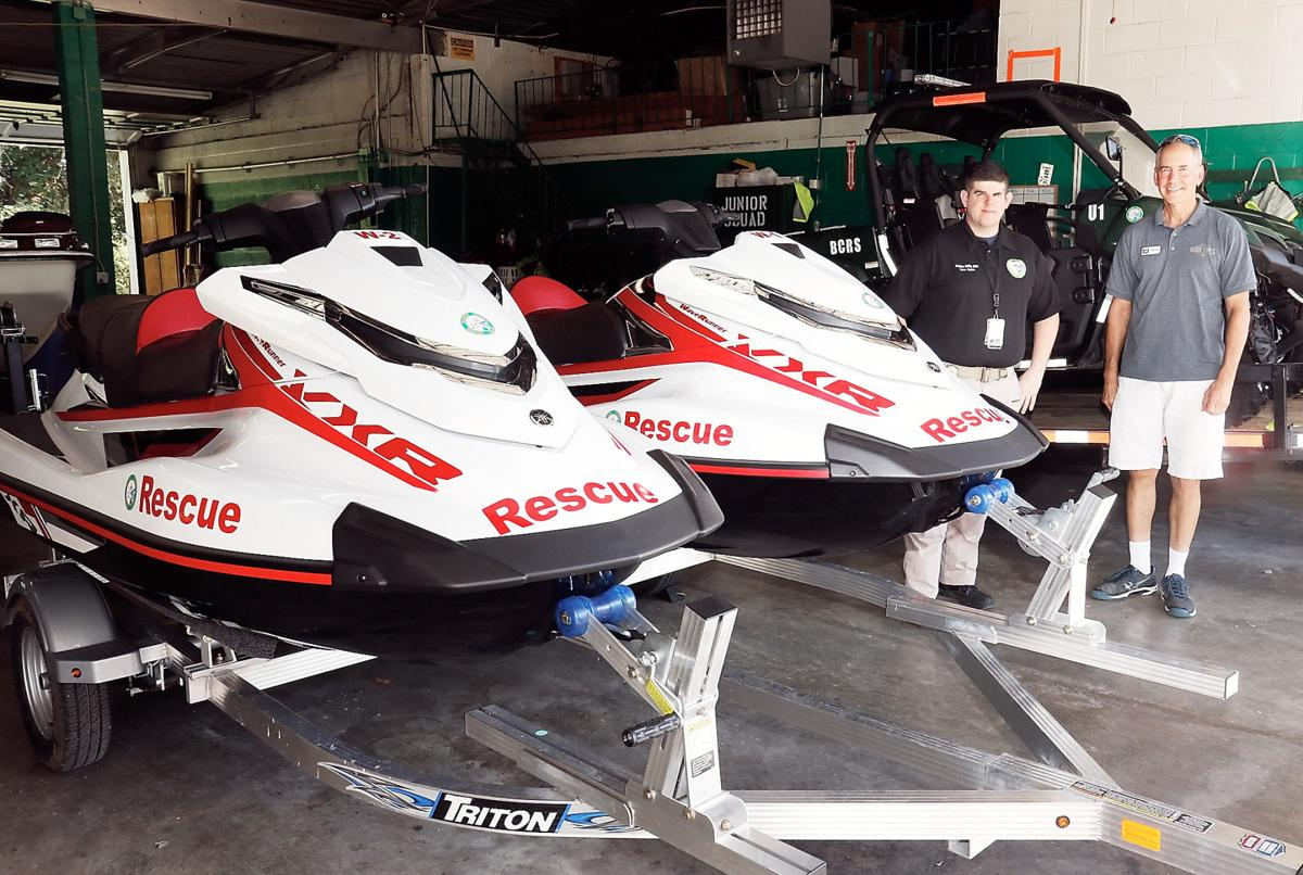 Alcoa Good Times >> Rescue Squad Rides The Waves For Safety S Sake News
