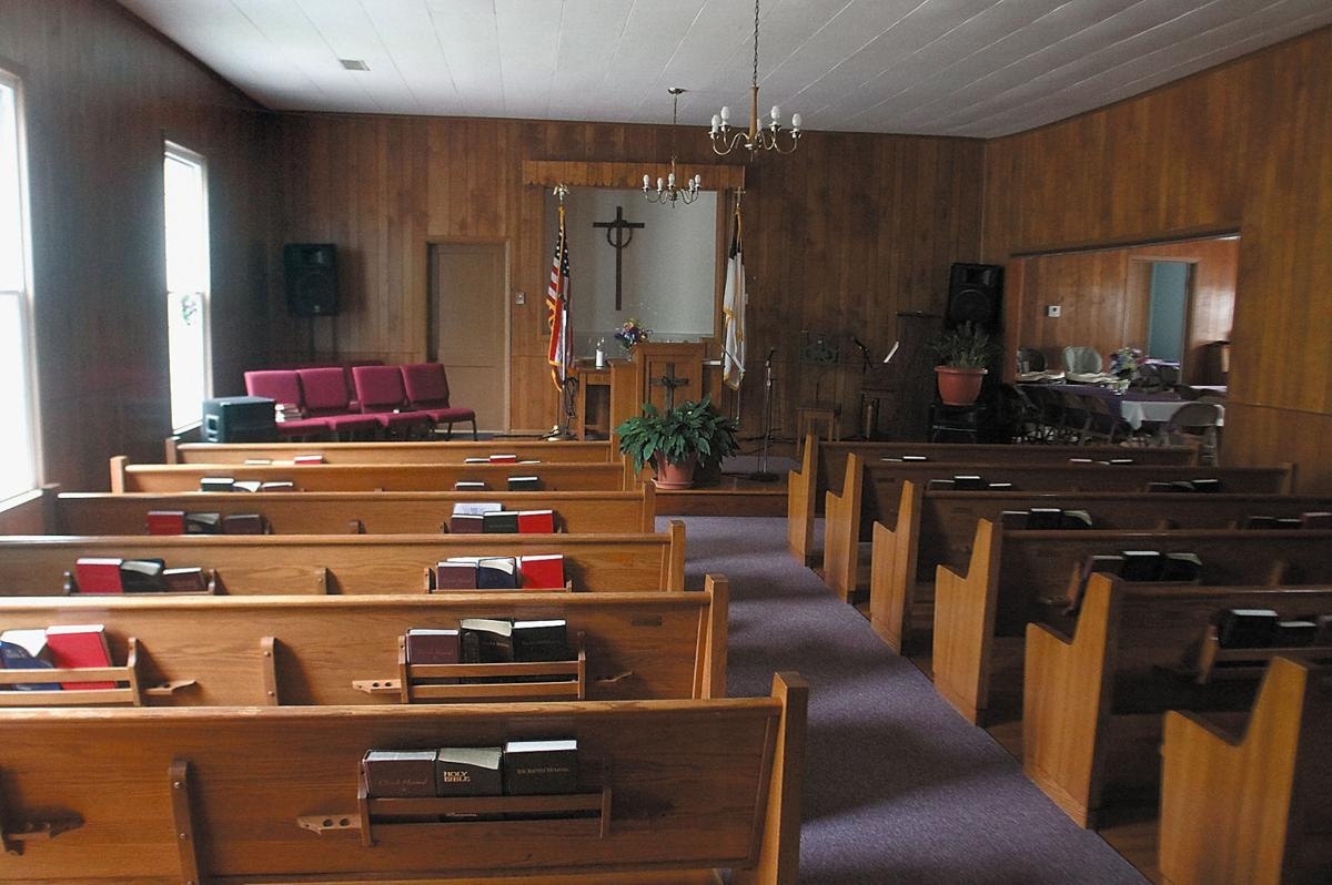 Shelter Church sanctuary pictured