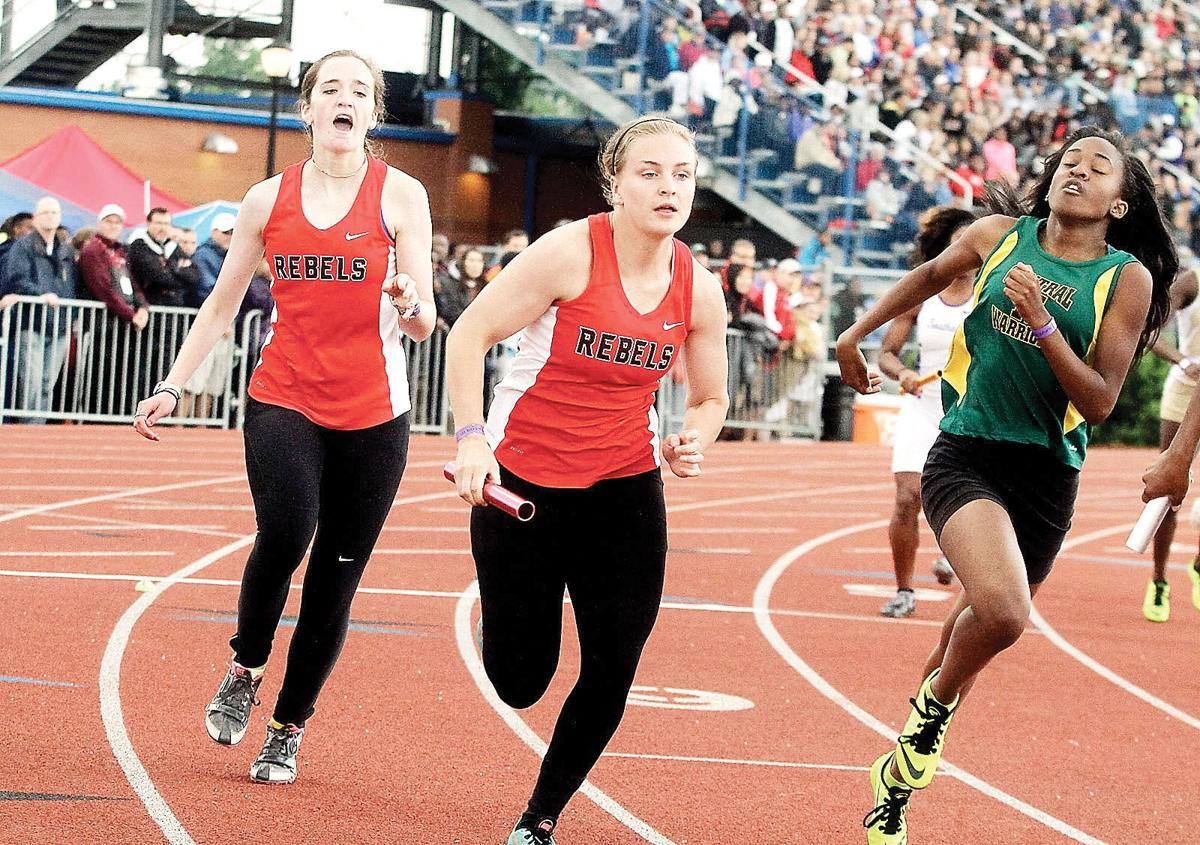 Area athletes run to spots at state meet | Sports