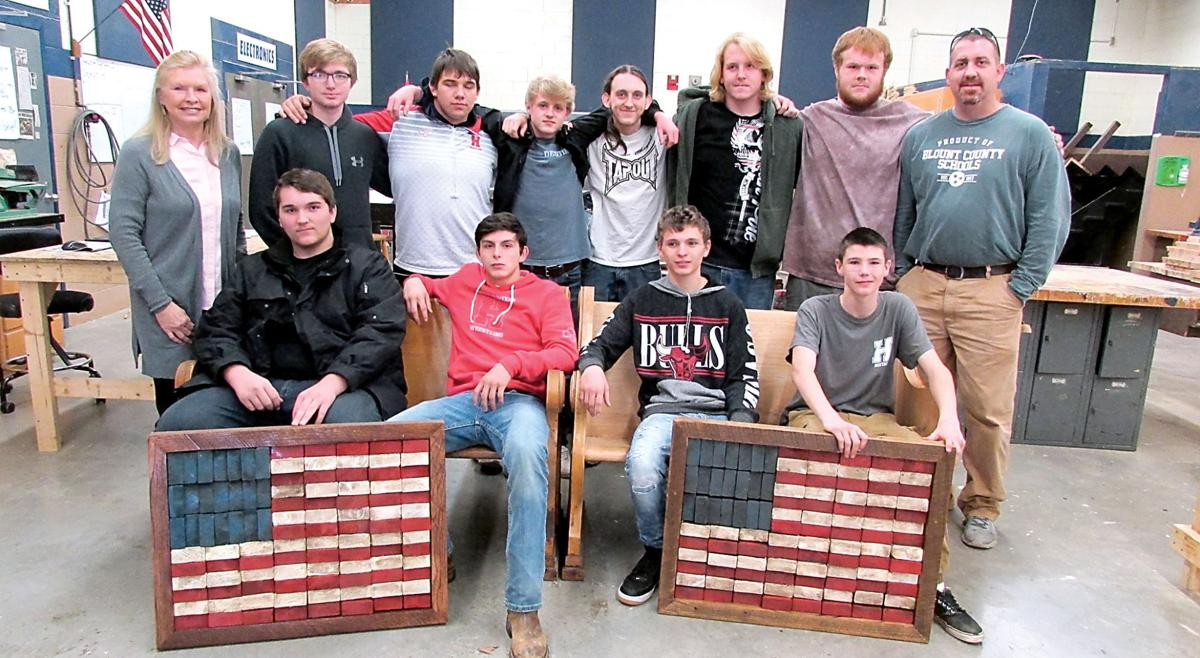 Heritage Building Trades Class
