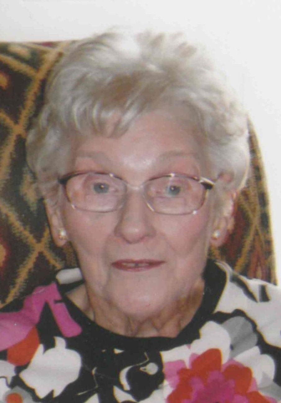 Dorothy Viola Edmonds Hargis