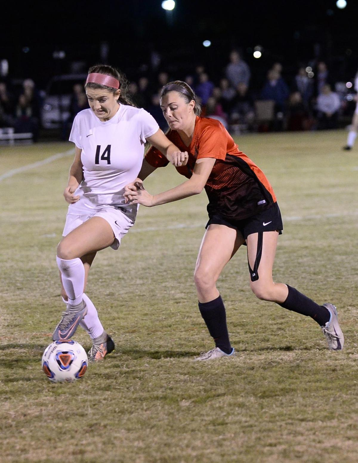 TSSAA Girls Soccer Quarterfinals