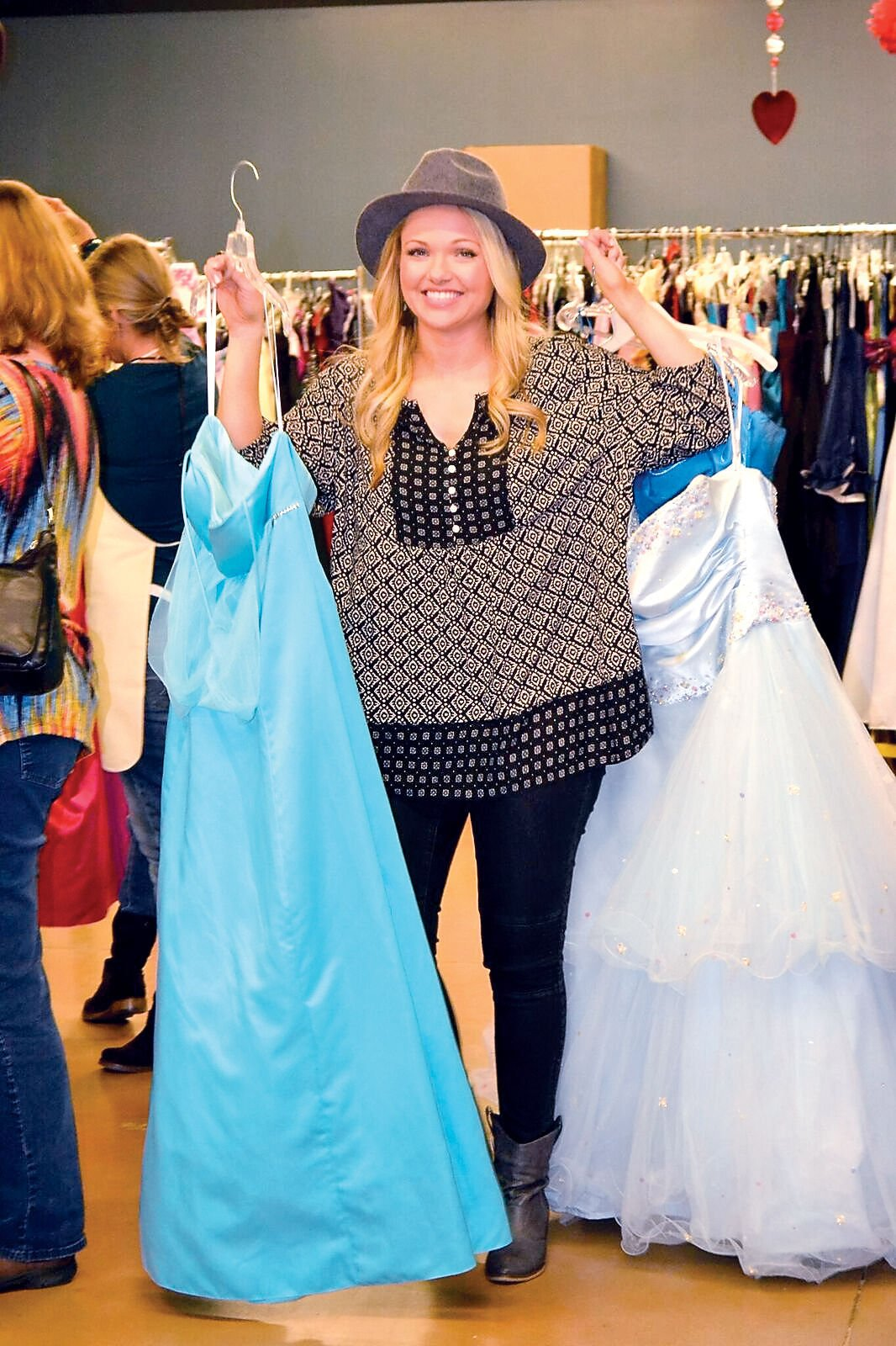 SECOND CHANCES: Prom dress giveaway now in fifth year | Community ...