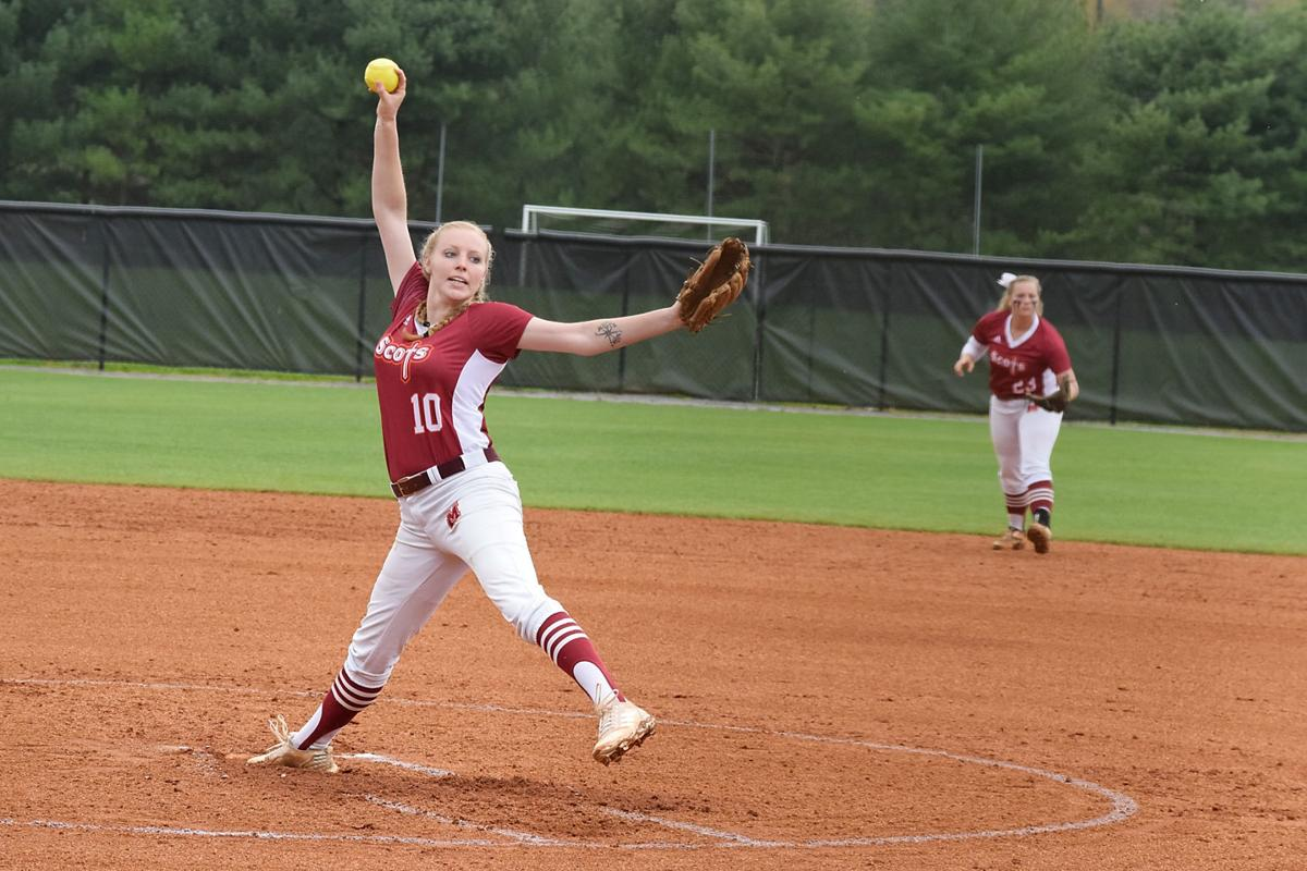 SOFTBALL: Maryville College vs Berea College - Katlyn Smith