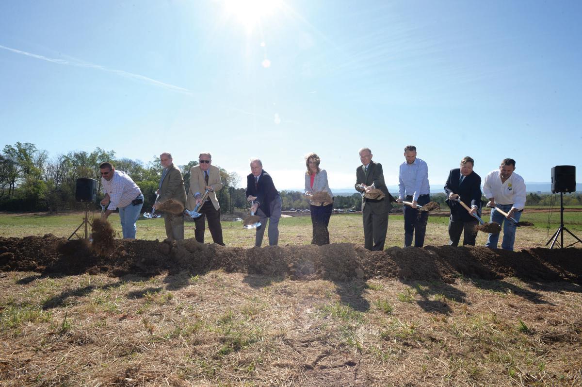 Alcoa breaks ground on former ALCOA Inc. West Plant site