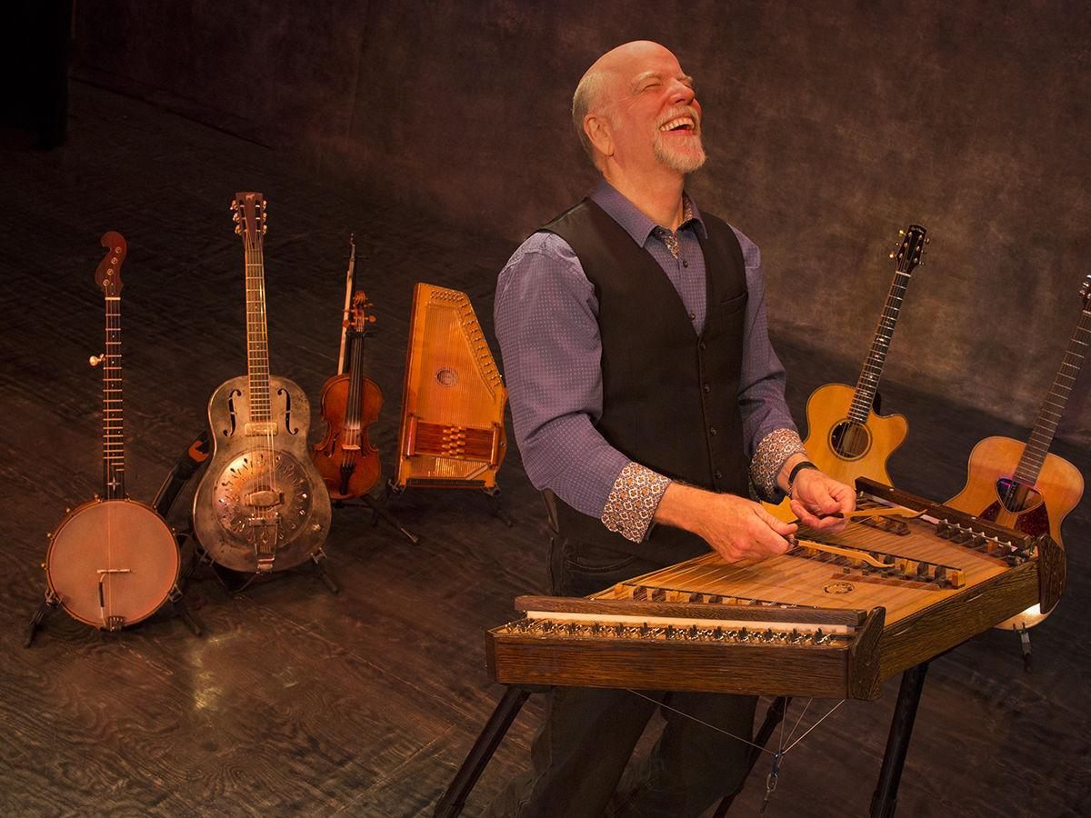 What \'Dreams\' may come: Folk troubadour John McCutcheon collects ...