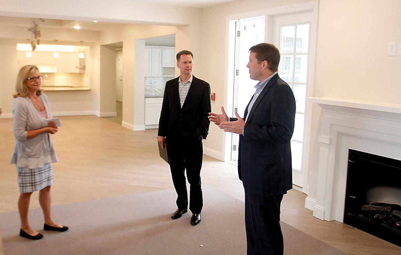 Asbury Place is about to open their new household model homes