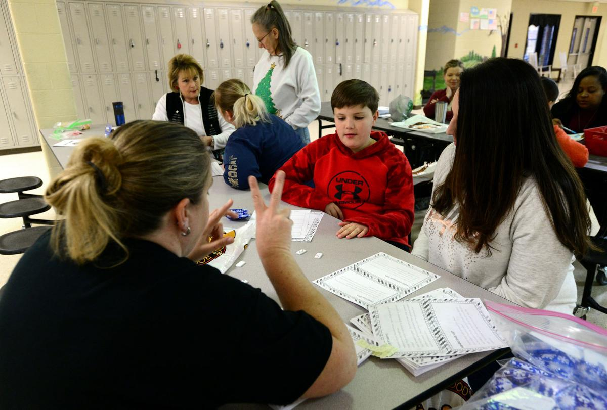 Montvale Elementary School Gives Parents Fun Educational Games To