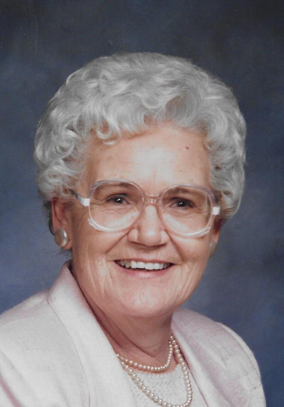 Mary Ethridge Britton