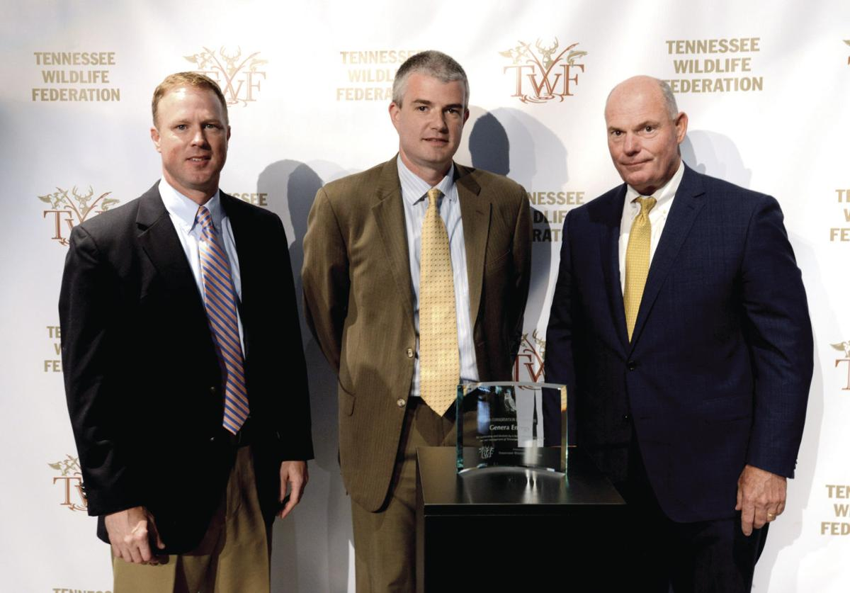 Genera Energy receives award from the TWF
