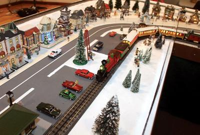 The Great Smoky Mountain Heritage Center will have the Smoky Junction Model Train Exhibit