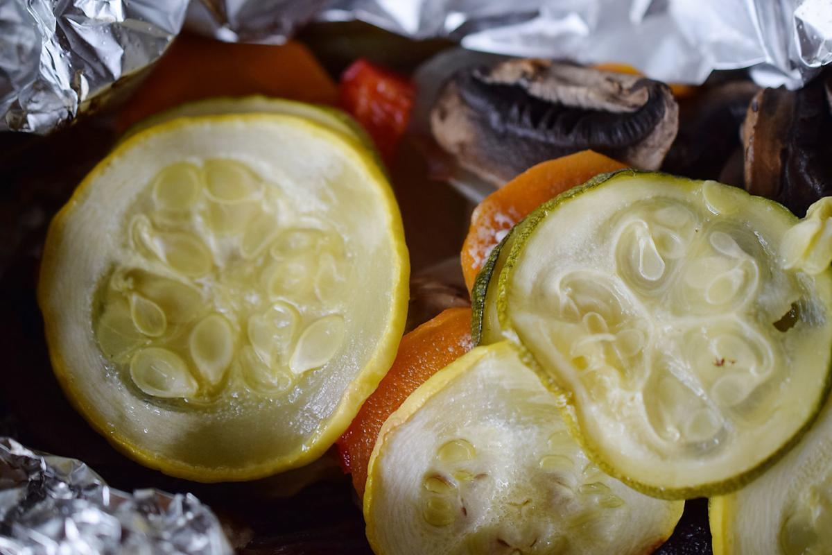 Miss Olivia's - Grilled/Roasted Vegetables