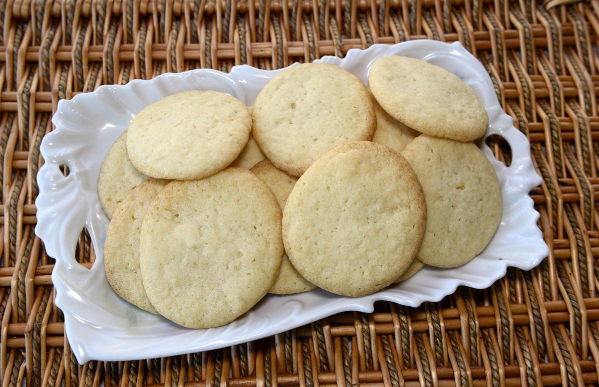Miss Olivia sugar cookies