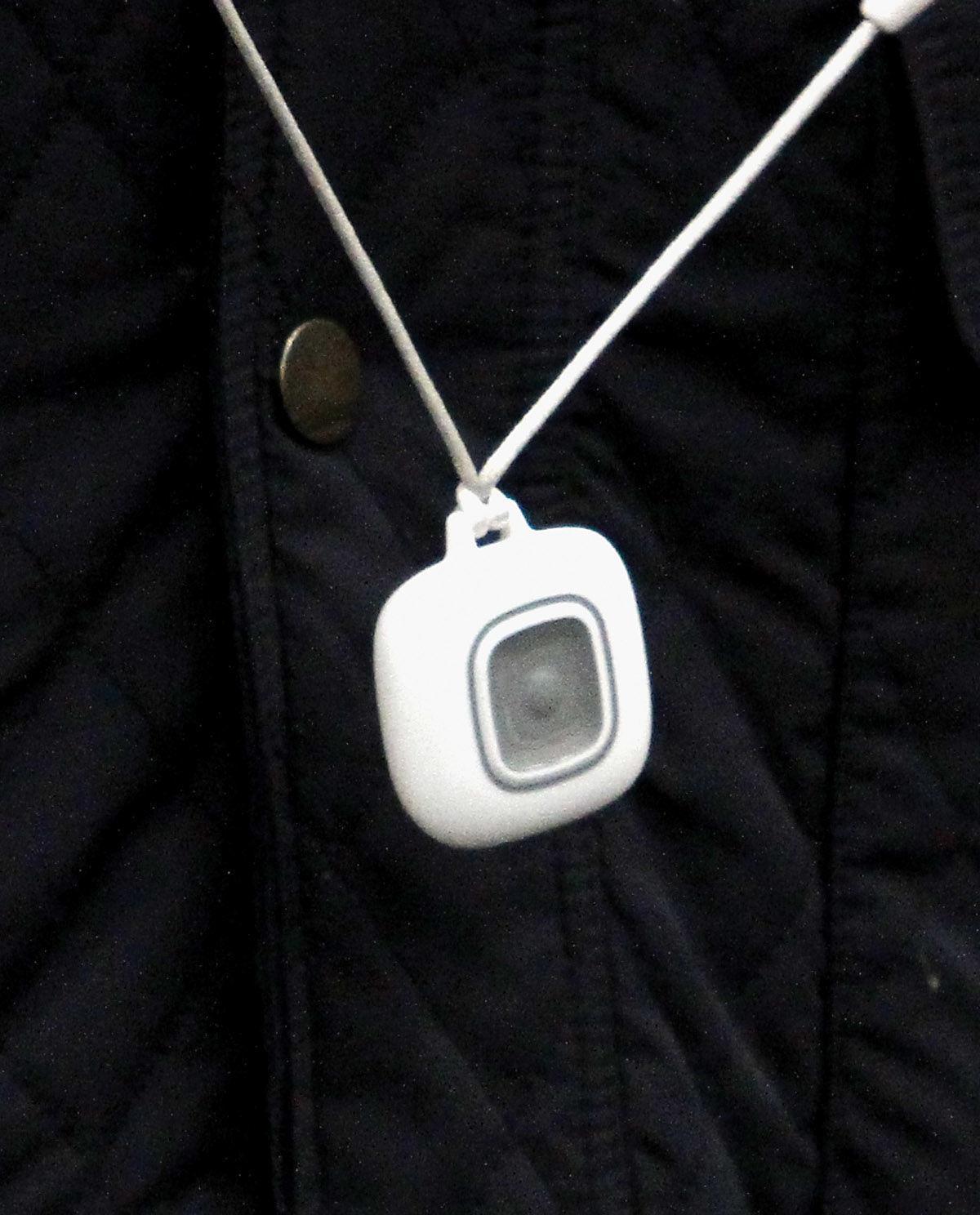 SARA alert system button