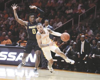BBALL: UT's Lamonte Turner vs Alabama State