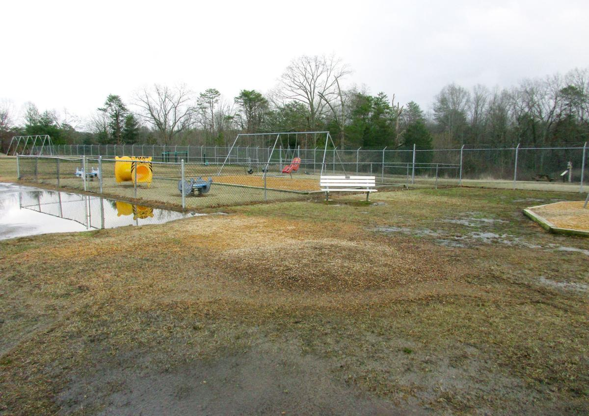Carpenters Elementary School playground to be demonstration site for soil improvement