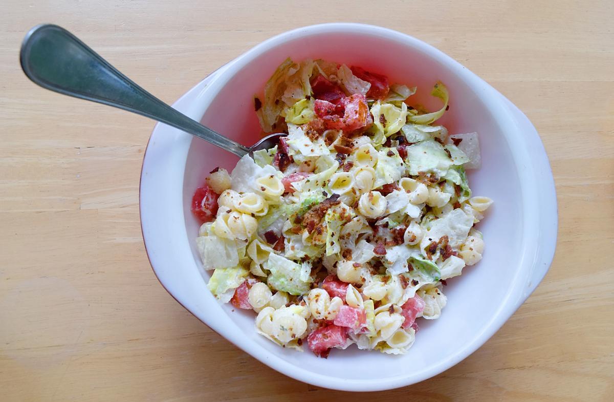 Miss Olivia's - BLT Pasta Salad
