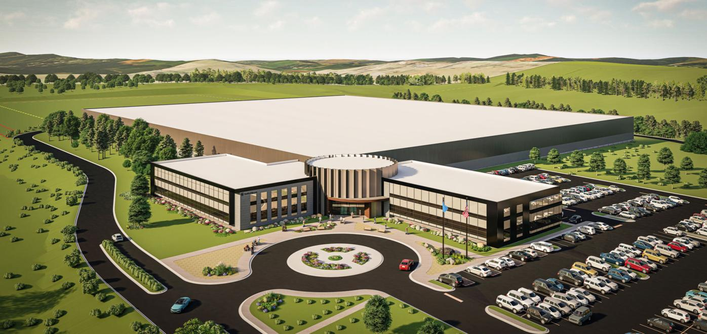 Smith & Wesson headquarters rendering