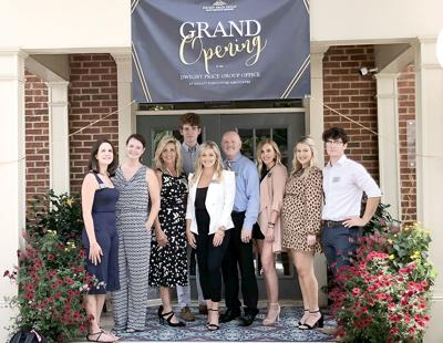 Dwight Price Group grand opening