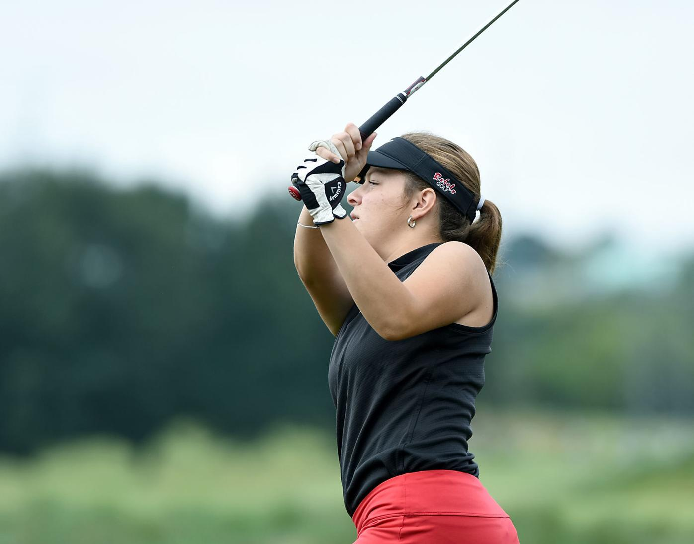 GOLF: Maryville's Madison Atchley