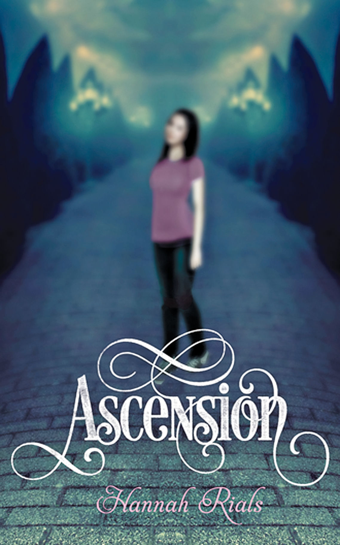 Cover of Ascension by Hannah Rials