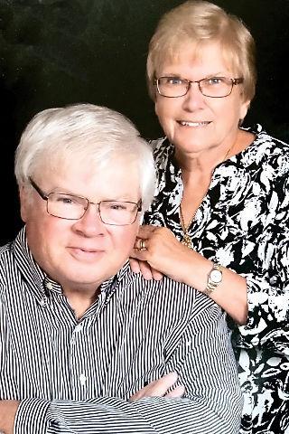 Joe and Sharon Webb