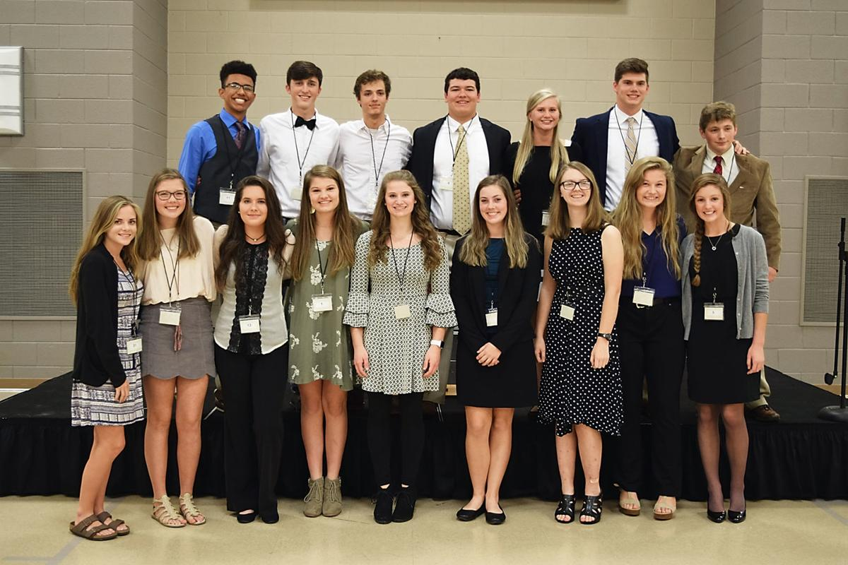 5th Annual Amazing Maryville High School Shake first-round winners