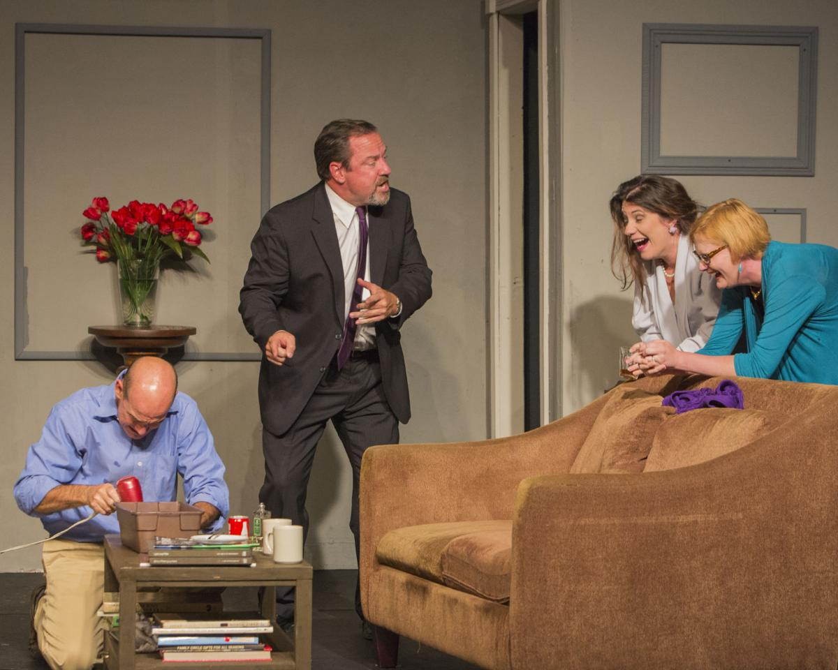 Theatre Knoxville unveils some \'Carnage\' for its second show of the ...