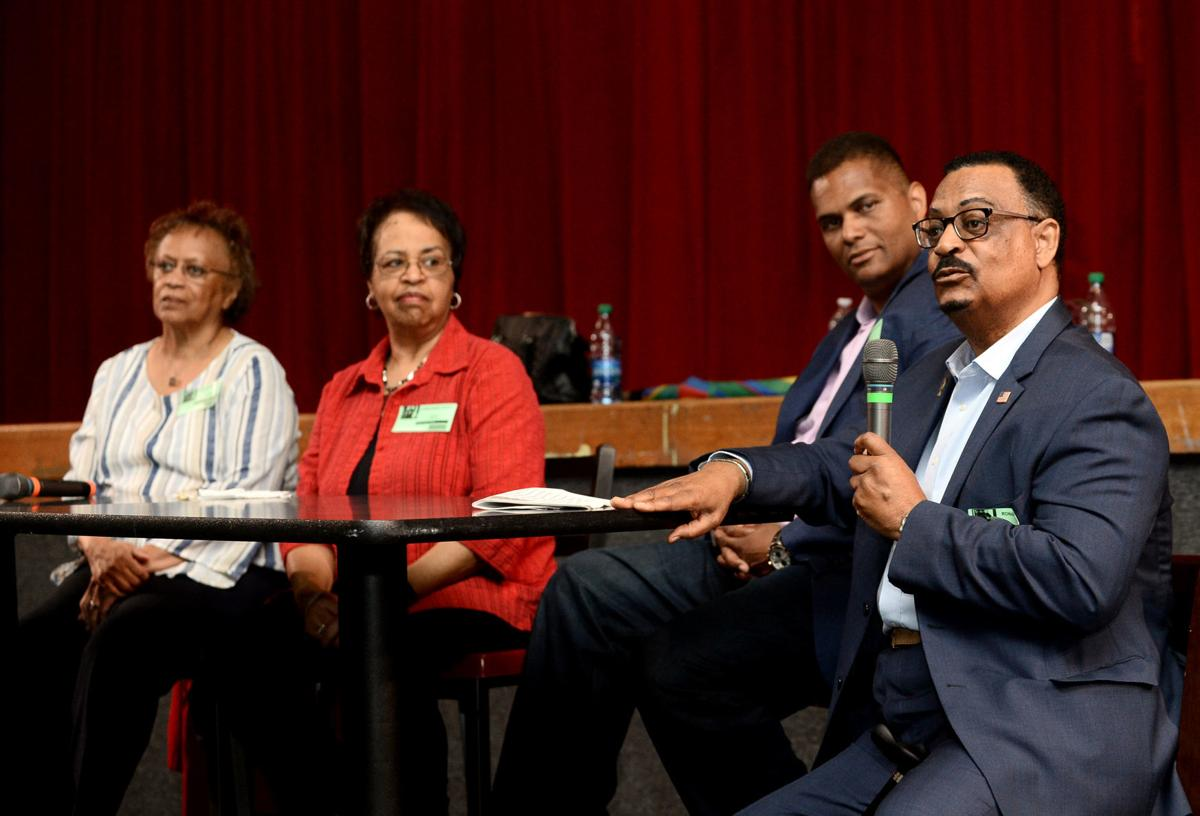 Centennial Speakers Series discusses desegregation at Maryville High School in 1963