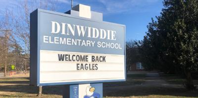 Dinwiddie schools temporarily go fully virtual as COVID cases rise