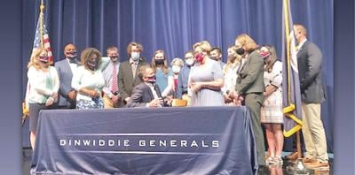 Governor Signs