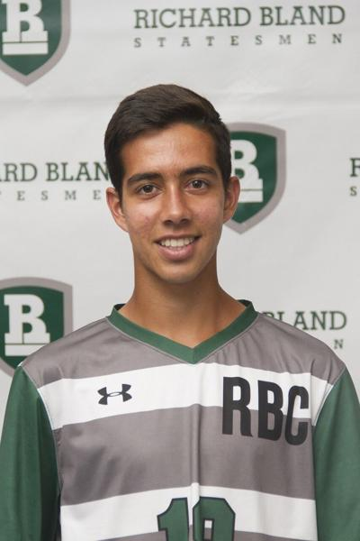 Richard Bland Names Danny Torres Athlete of the Week