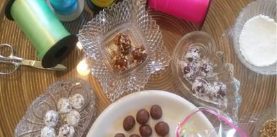 Queenie Cooks – 5 Minute Chocolate Treats