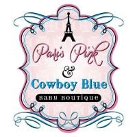 Paris Pink & Cowboy Blue