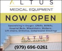Altus Medical Equipment
