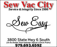 Sew Vac City