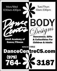 Dance Centre/Body Designs