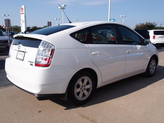 2007 White Toyota Prius | Sedans | theeagle.com