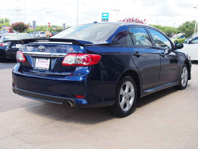 Atkinson Toyota Bryan >> 2012 Nautical Blue Metallic Toyota Corolla - The Eagle: Sedan