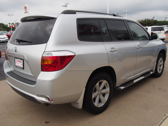 Atkinson Toyota Bryan >> 2010 Classic Silver Metallic Toyota Highlander - The Eagle ...