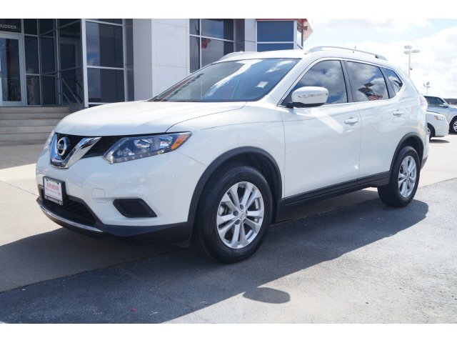Atkinson Toyota Bryan >> 2014 Moonlight White Nissan Rogue - The Eagle: Suv